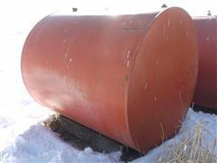 Kay Steel Fuel Tank