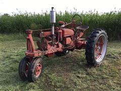 International Harvester Farmall H 2WD Tractor