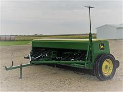 "John Deere 8300 20 X 8"" End Wheel Drill"