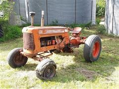 1958 Allis-Chalmers D17 Diesel 2WD Tractor **DOES NOT RUN**