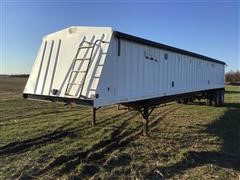 2004 Neville Built T/A Hopper-Bottom Grain Trailer