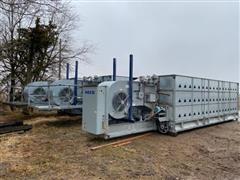 2015 Neco 24210 Mixed Flow Grain Dryer