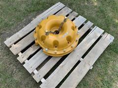 Caterpillar 120 Motor Grader Wheel Casting