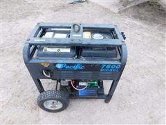 Pacific 7500 Diesel H2 Generator