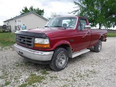 1994 Ford F150 XL 4x4 Pickup