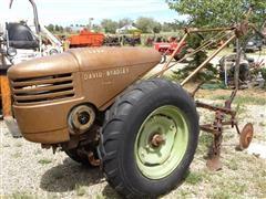 David Bradley Super 3 Walk Behind Tractor
