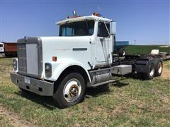 1985 International F-9370 T/A Truck Tractor