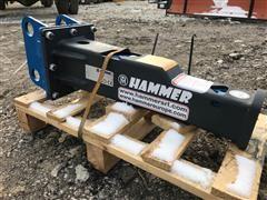 2018 Mini Excavator Jack Hammer W/Standard Tool