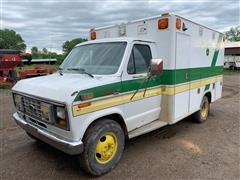1990 Ford E350 Converted Service Truck