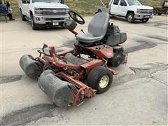 1998 Toro 3100 Greenmaster Triplex Mower