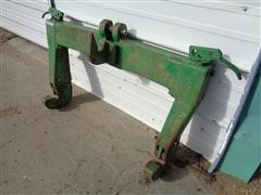 John Deere Category III Quick Hitch