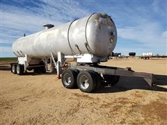 T/A Anhydrous Trailer W/Dolly