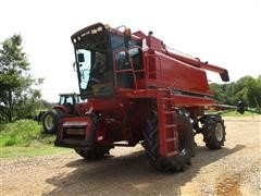 1993 Case IH 1688 Axial Flow Combine