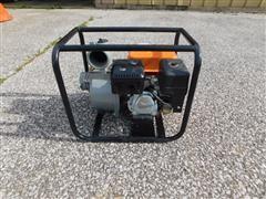 Patriot Gas Powered Trash Pump