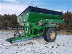 Unverferth Parker 739 Grain Cart