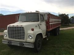 1978 Ford LN7000 T/A Grain Truck