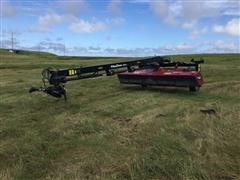 2016 MacDon R116 Discbine Mower Conditioner