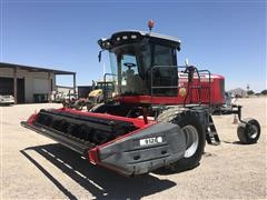 2017 Massey Ferguson WR9840 Windrower
