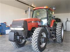 2001 Case International MX270 MFWD Tractor