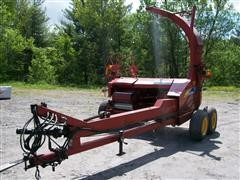 2010 New Holland FP240 Drawn Forage Harvester
