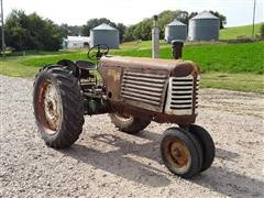 Oliver Row Crop 88 2WD Tractor