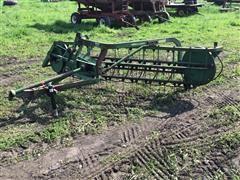 John Deere 350 Hay Rake