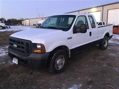 2005 Ford F250XL Super Duty Extended Cab Pickup
