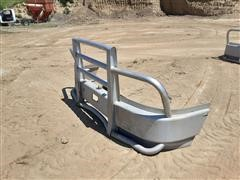 Ali Arc Aluminium Semi Bumper/Grill Guard