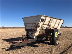 Harsh Feed Wagon