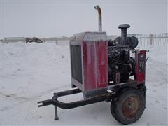 Case International 6591T Power Unit