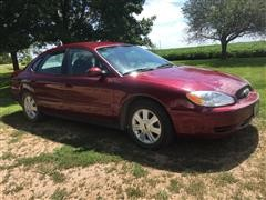 2005 Ford Taurus SEL 4 Door Sedan