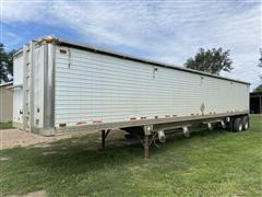 1999 Timpte Super Hopper T/A Convertible Grain & Freight Trailer