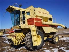 New Holland TR95 Combine