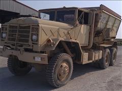 1989 American General M923 6x6 Feed Truck
