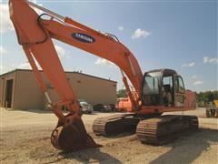 1997 Samsung SE210LC-3 Hydraulic Excavator