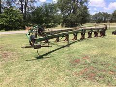 John Deere 8-Bottom Moldboard Plow