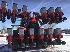 2012 Case IH Early Riser 1230 Planter W/Precision Planting Upgrades