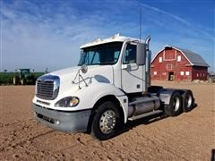 2006 Freightliner Columbia T/A Day Cab Truck Tractor