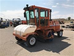 2013 Broce RJT350 Broom Sweeper
