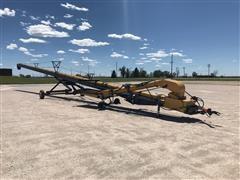 Convey-All TCH-1090-S0 Belt Conveyor W/Swing Away Hopper