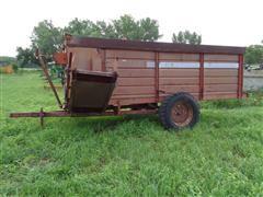 """Schwartz 12' X 5' 4"""" Feeder Wagon"""