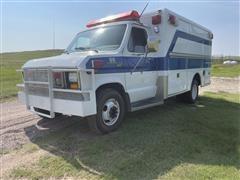 1990 Ford Econoline 350 2WD Ambulance