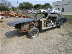 1965 Ford Mustang Project Car W/Body Replacement Parts