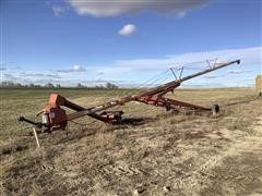 Mayrath 10x80 Auger W/Manual Swing-Out Hopper