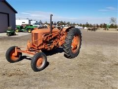 1950 J I Case DC 2WD Tractor