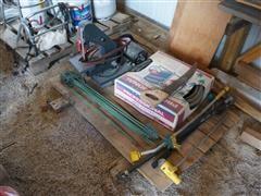 Edging, Spray Nozzles & Saws