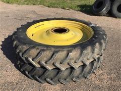 Goodyear 320/90R50 Narrow Row Tires & Rims