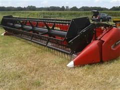 2012 Case IH 3020 25' Terra Flex Header