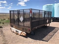 Shop Built Pickup/Truck Cage