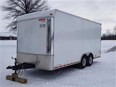 2014 United Trailers T/A Enclosed Cargo Trailer